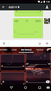 Big Whale Art-Emoji Keyboard🐳 screenshot 3