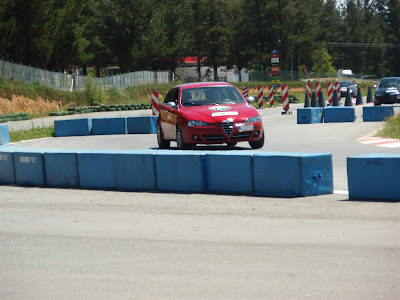 Third Driving Session
