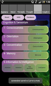 Mental Status Examination DS screenshot 0