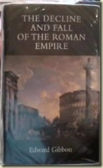 Gibbons Decline and Fall of the Roman Empire