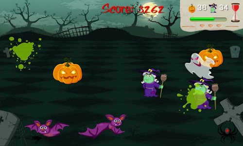 Squishy Halloween screenshot 3