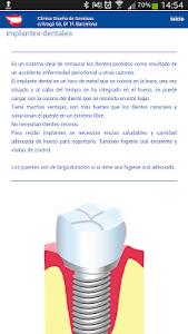 App Diseño de Sonrisas Clínica screenshot 6