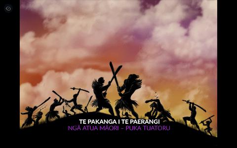 Ngā Atua Māori: Pakanga screenshot 0