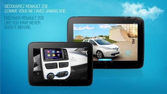 Renault ZOE für DE screenshot 2