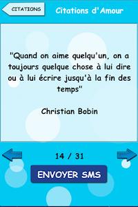 Textesms - idées messages SMS screenshot 6