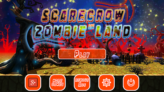 Scarecrow In Zombie Land screenshot 5