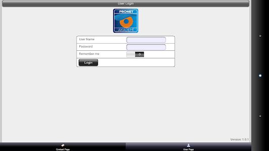 Pronet MLP screenshot 0