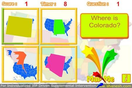 Map Me - Autism Series screenshot 8