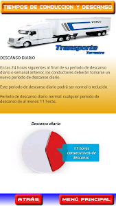 TRANSPORTE TERRESTRE screenshot 6
