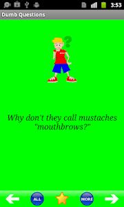 Dumb Questions screenshot 1