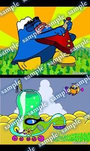 Daily Cartoon019 LWP & Clock screenshot 4