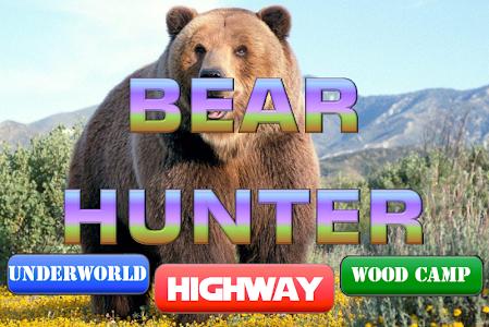 Bear Hunter 2015 screenshot 0