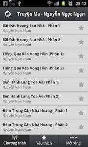 Truyen Ma Nguyen Ngoc Ngan Mp3 screenshot 1