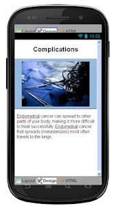 Endometrial Cancer Information screenshot 5