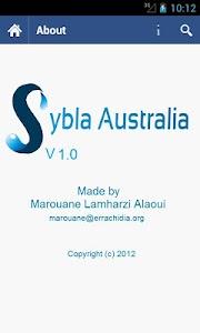 Sybla Australia - Caller ID screenshot 4