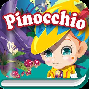 Pinocchio Kids Storybook