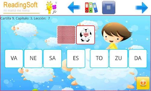Curso 9 Aprender a Leer screenshot 5
