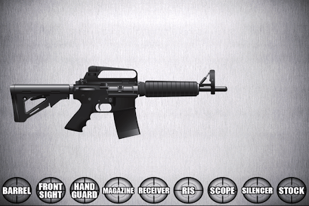 Assault Rifle Builder screenshot 11