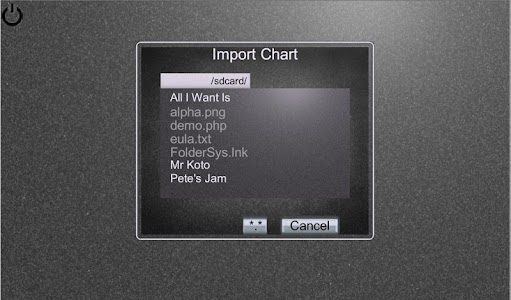 EZ Chord Chart screenshot 3