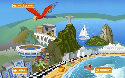 Rio Shape-Puzzle screenshot 6