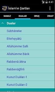 İslam'ın Şartları screenshot 1