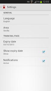 Spain Commuter Trains screenshot 4