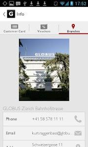 Globus screenshot 3