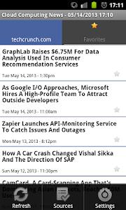 Cloud Computing News screenshot 0
