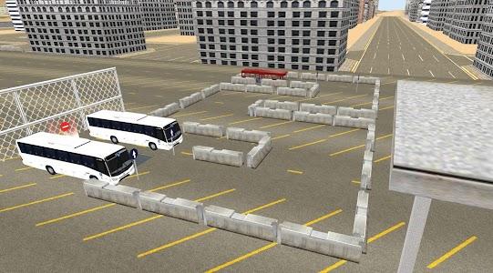 Bus Parking 3D Driver screenshot 3