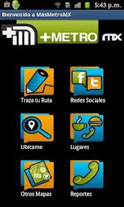 Metro MX screenshot 1