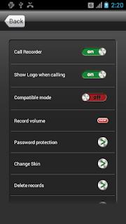 Call Recorder screenshot 03