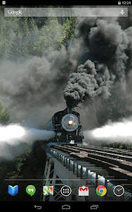 Trains on Bridges Wallpaper screenshot 4