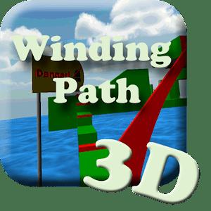 Winding Path 3D