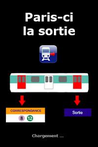 Paris ci la Sortie du Métro screenshot 7