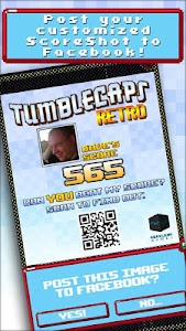 Tumblecaps Retro screenshot 2