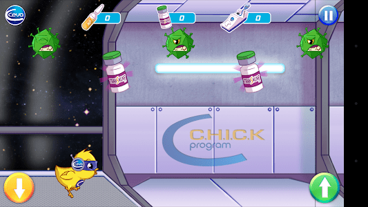 CEVA : Chick'N Run screenshot 7