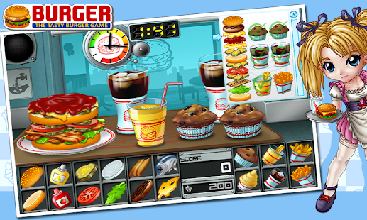 Play Restaurant Serving Games Online
