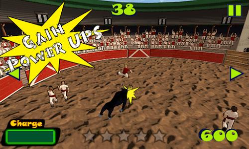 Bull Runner Free screenshot 8