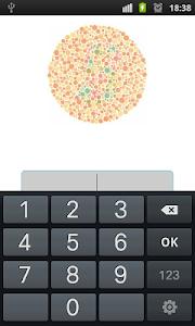 Color Blindness Test screenshot 3