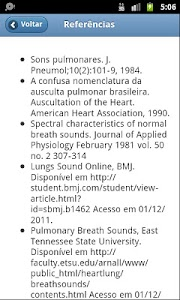Ausculta Pulmonar screenshot 4