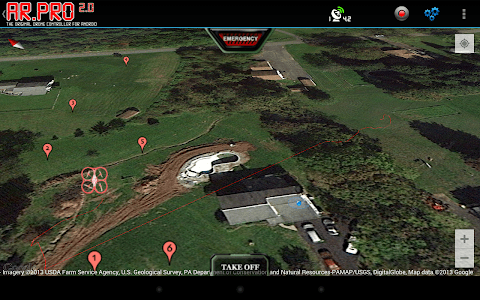 AR.Pro 2 for AR.Drones screenshot 12