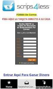 Tarjeta De Medicamentos Gratis screenshot 1