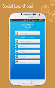 Spydy Contacts screenshot 5