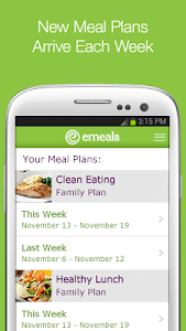 Meal Planning and Grocery List screenshot 0