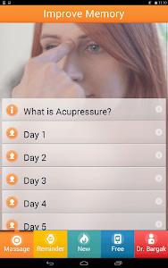 Memory Trainer - Acupressure. screenshot 13