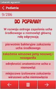 Lekarski egzamin (free) screenshot 5