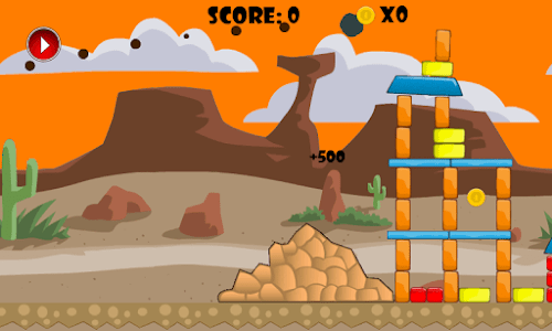 Catapult Desert screenshot 0