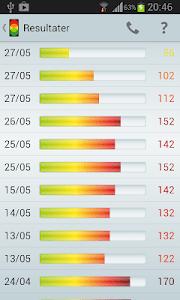 Stresstesten screenshot 2