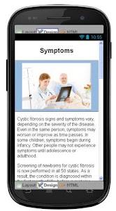 Cystic Fibrosis Information screenshot 2