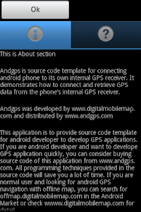 andgps screenshot 1